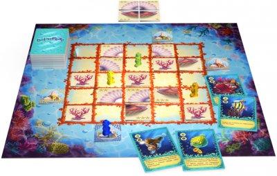 Настольная игра Bombat Game Aqua fest (4820172800293)