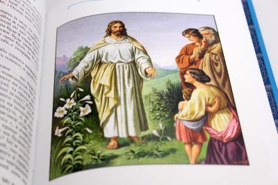 Детская Библия для юных читателей (3153)