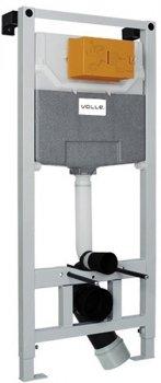 Инсталляция VOLLE Master Neo 201010 + унитаз ROCA Gap Rimless A34H47C000 с сиденьем Soft Close дюропласт