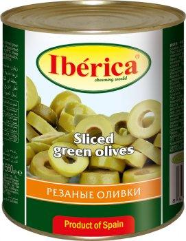 Оливки резаные Iberica 3 кг (8436024291582)