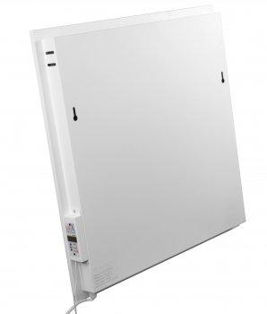 Керамічна панель з терморегулятором LIFEX КОП400 (білий) керамічний обігрівач з програматором