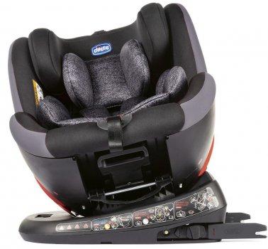 Автокрісло Chicco Seat4Fix Сіре (79860.21)
