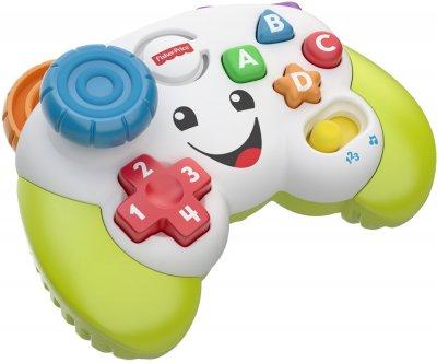 Интерактивная игрушка Fisher-Price Умный джойстик (укр) (GRH30) (0887961904499)