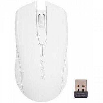Мишка A4tech G3-760N White