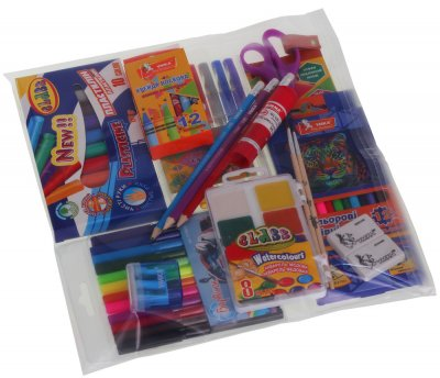 Канцелярский набор школьника Умка для мальчика (НР400-2)(4820071013725)