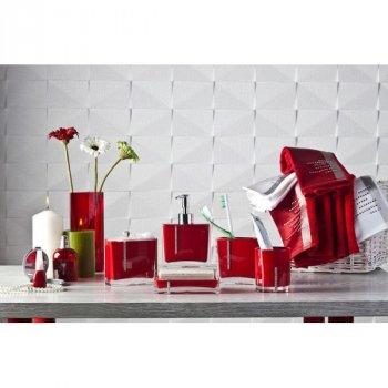 Йорж для туалету PRIMA NOVA 15235 Рома червоний