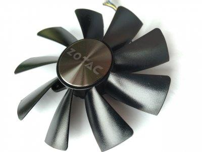 Вентилятор Apistek для видеокарты Zotac Mini GAA8S2U (FD10015H12S) (№169.1)
