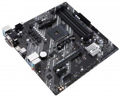 Материнская плата Asus Prime A520M-A (sAM4, AMD A520, PCI-Ex16)