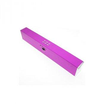 Портативная Bluetooth колонка NEEKA Neo Genretion DS-601Mono Pink (DS-601PK)