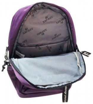 Рюкзак Safari Style 45 x 30 x 14 см 19 л Фиолетовый (20-172L-1) (8591662201727)