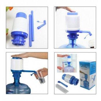 Помпа для води Drinking Water Pump ручна механічна