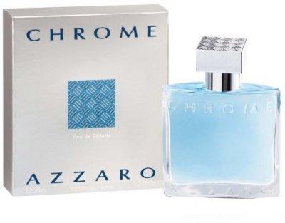 Туалетная вода Azzaro Chrome - edt 50 ml