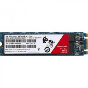 Накопичувач SSD M. 2 2280 Western Digital 1TB (WDS100T1R0B)