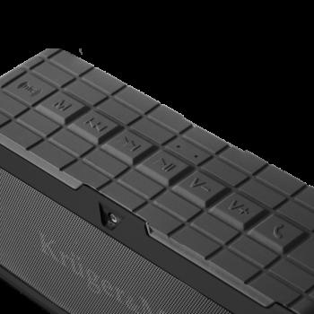 Колонка Kruger&Matz DISCOVERY KM0523B Black 10 годин роботи + ударостійкий корпус