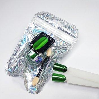 Втирка дзеркальна для дизайну нігтів Thousand foil №9