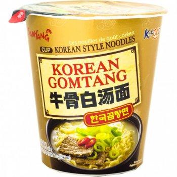 Суп рамен Гомтанг в склянці Samyang 70г