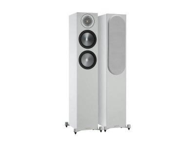 Напольная акустическая система Monitor Audio Bronze 200 White (6G)