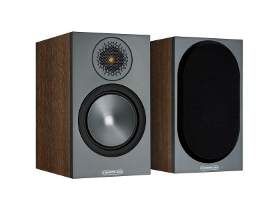 Полочная акустика Monitor Audio Bronze 50 Walnut (6G)