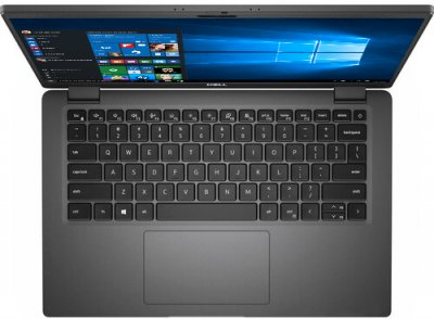 Ноутбук Dell Latitude 7410 (N022L741014EMEA-08) Black