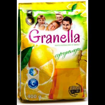 Чай Granella o smaku cytrynowym гранульований 400 g