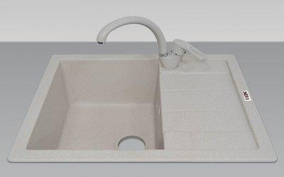Гранітна мийка Classic Nova avena