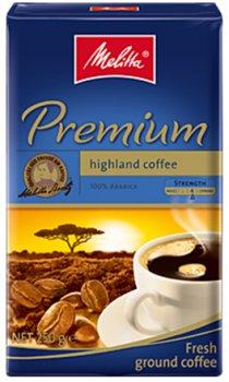 Жареный молотый кофе Melitta Premium 250 г (4002720005736)