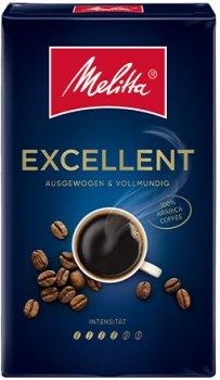 Жареный молотый кофе Melitta Excellent 100% Arabica 500 г (4002720484005)