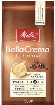 Жареный кофе в зернах Melitta Bella Crema LaCrema 500 г (4002720004647)