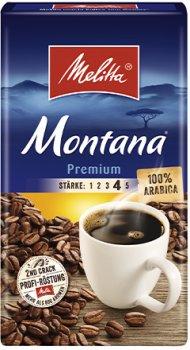 Жареный молотый кофе Melitta Montana 500 г (4002720002391)