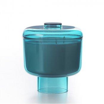 Свічка Kartell Nikko блакитна