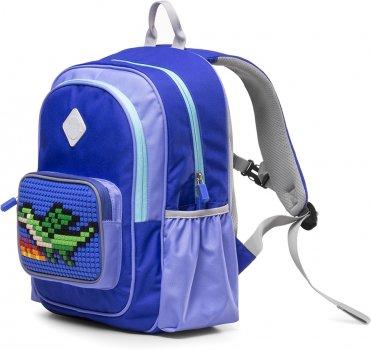 Рюкзак Upixel Super Class Junior 1.06 кг 28x39x13 см Синій (6955185810262)