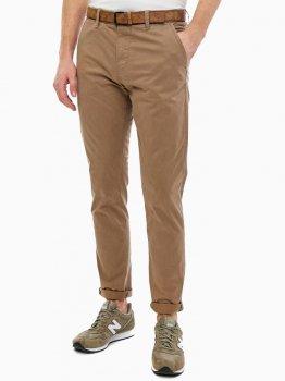 Штани Tom Tailor tom04600021 Світло-коричневі
