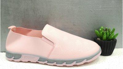Жіночі сліпони, колір Рожевий, код 10770