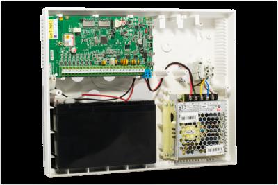 Панель приймально-контрольна Лунь-11 мод.6 3G модем