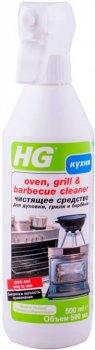 Очисний засіб для духовки, гриля і барбекю HG 0.5 л (8711577079376)