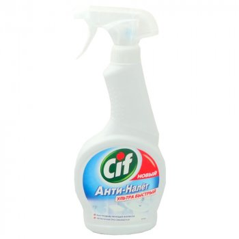 Засіб для чищення ванної Cif 500 мл (8717163046258)