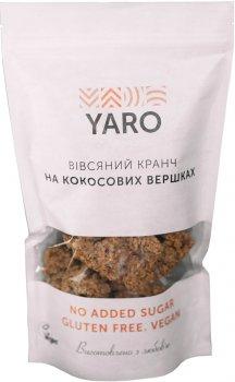 Овсяный кранч Yaro на кокосовых сливках 200 г (4820230430394)