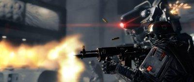Wolfenstein The New Order (PS4, русские субтитры)