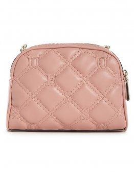 Женская сумка Guess Lolli Quilted mini 90 Пудра (H2000029559839)