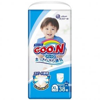 Підгузник GOO.N 12-20 кг, XL, 38 шт для хлопчиків (843098)