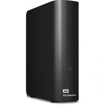 """Зовнішній жорсткий диск 3.5"""" 4TB WD (WDBWLG0040HBK-EESN)"""