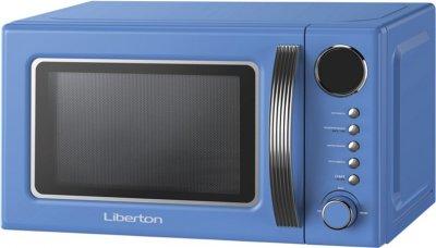 Мікрохвильова піч Liberton LMW-2083E Blue