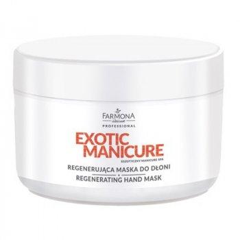Маска для рук Farmona Exotic Manicure Regenerating hand mask 300 мл