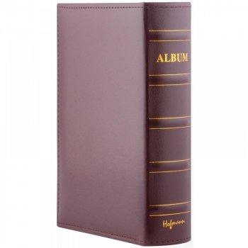 Фотоальбом Hofmann 200 фото 10х15 модель 1826 Коричневий