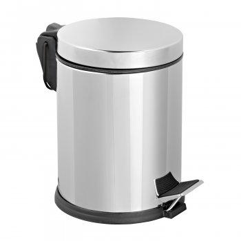 Відро для сміття з педаллю EFOR 8 л (404)