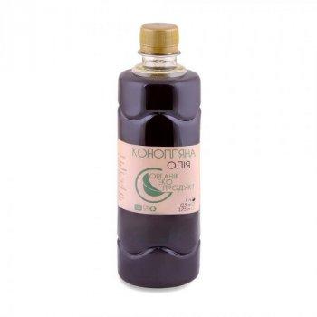Масло конопляное холодного отжима Organic Eco-Product, 1000 мл