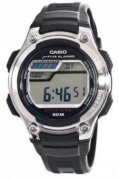 Чоловічий наручний годинник Casio W-212H-1AVEF