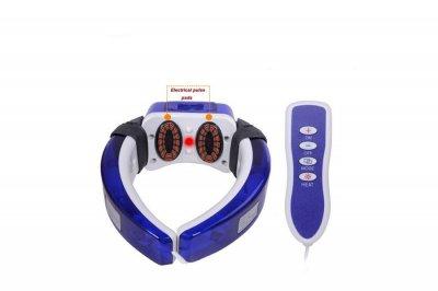 Массажер для шеи Neck Massager (PL-718A) Blue