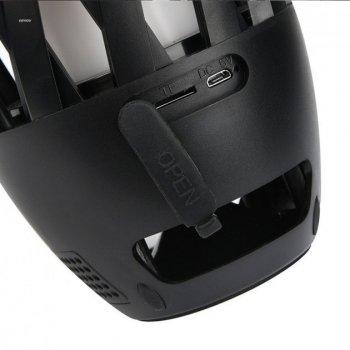 Портативна бездротова Bluetooth колонка-камін Flame Atmosphere Wireless Speaker BTS-596 FMF Black