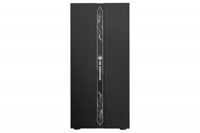 Корпус 2E Gaming RUNA (G2107) MidT, 2*USB2.0,1*USB3.0, лента ARGB,стекло (бок.пан.),без БП,черн.